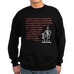 Shake off the existing Sweatshirt (dark)