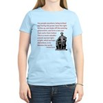 Shake off the existing Women's Light T-Shirt