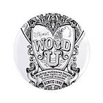 "WOOD U 3.5"" Button"