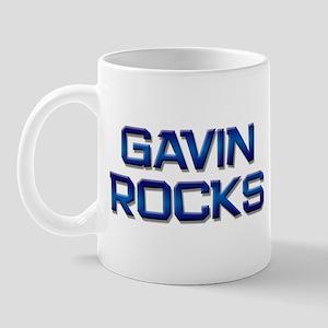 gavin rocks Mug