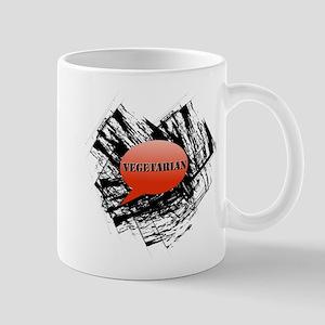 Scratched Mug