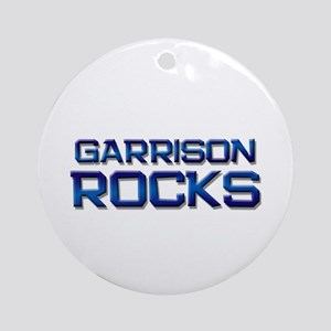 garrison rocks Ornament (Round)