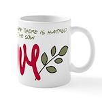 Let me sow love Mugs