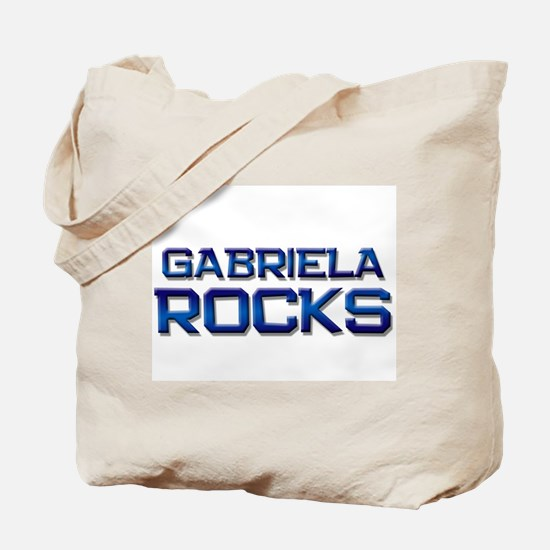 gabriela rocks Tote Bag