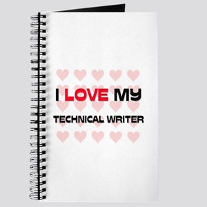 I Love My Technical Writer Journal