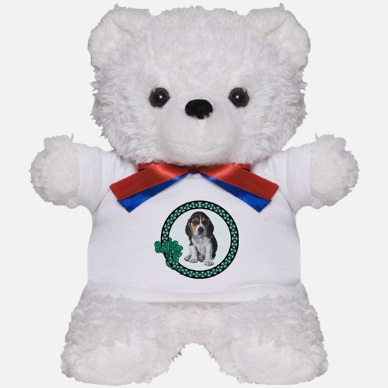 Irish Beagle Teddy Bear