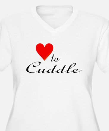 Heart to Cuddle: T-Shirt