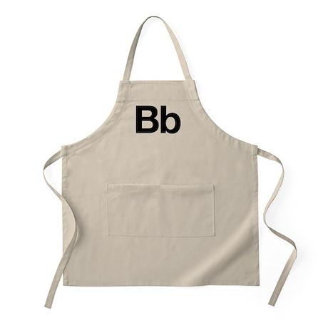 Helvetica Bb BBQ Apron
