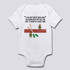 Irish whores spoof Infant Bodysuit