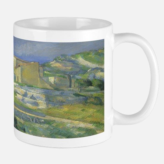 Houses in Provence by Cezanne Mug