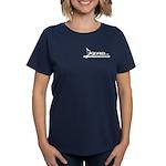 Women's Classic T-Shirt Band Groupie White