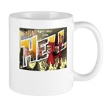 Greetings From Hell Mugs
