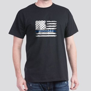 MI Michigan State Police Gift for Policema T-Shirt