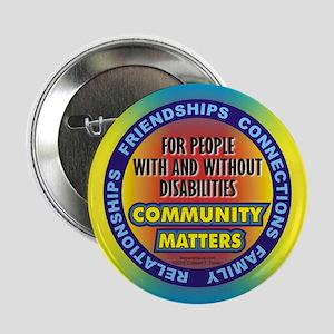 Community Matters Button