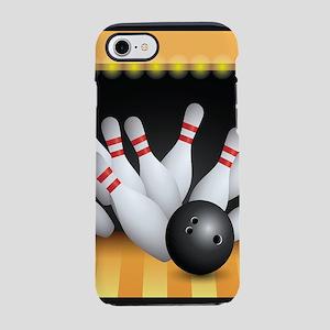 Bowling iPhone 7 Tough Case