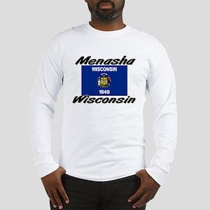 Menasha Wisconsin Long Sleeve T-Shirt