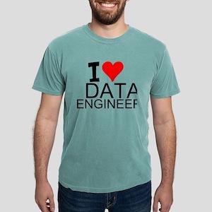 I Love Data Engineering T-Shirt