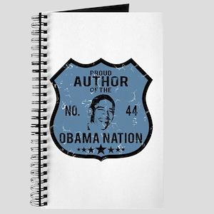 Author Obama Nation Journal