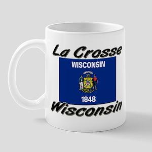 La Crosse Wisconsin Mug