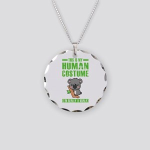 My Human Costume, I'm a Necklace Circle Charm