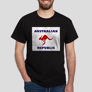 Australian Republic Dark T-Shirt