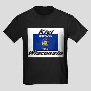 Kiel Wisconsin Kids Dark T-Shirt