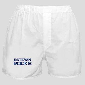 estevan rocks Boxer Shorts