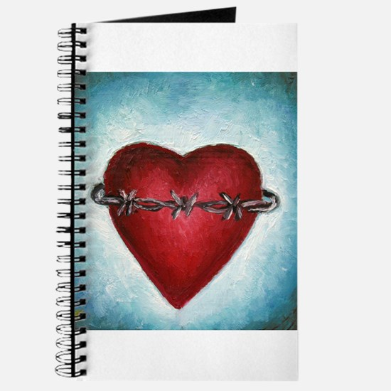 Barb Wire Heart Journal