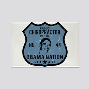 Chiropractor Obama Nation Rectangle Magnet