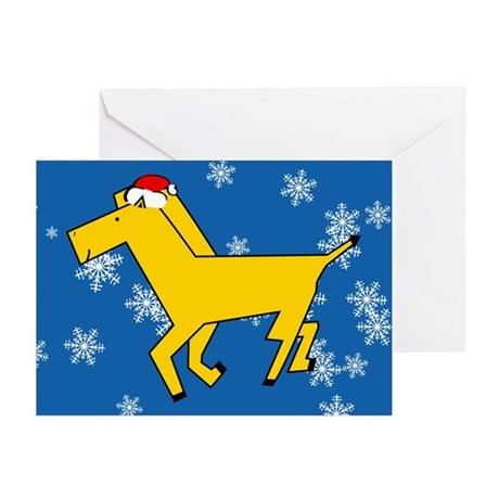 Horse Holiday Greeting Cards (Pk of 10)