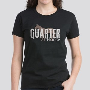 Quarter Horse Women's Dark T-Shirt