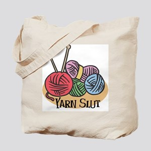 Yarn Slut Tote Bag