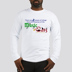 Miseries of Life ... Long Sleeve T-Shirt