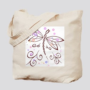 Dragonfly Daydream Tote Bag