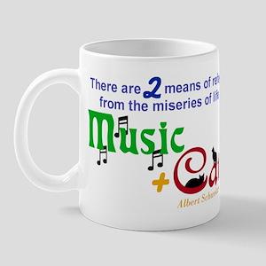 Miseries of Life ... Mug