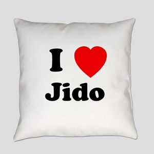 jido copy Everyday Pillow