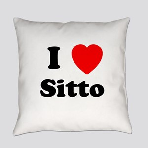 sitto Everyday Pillow