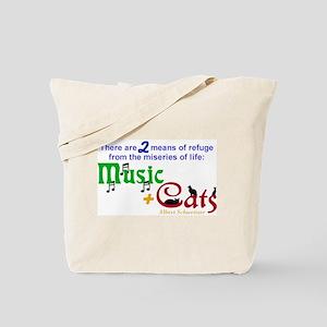Miseries of Life ... Tote Bag
