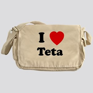 Teta Messenger Bag