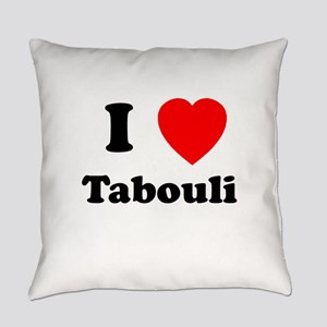 tabouli Everyday Pillow