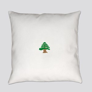 3-cedar Everyday Pillow