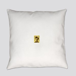 khalil gibran Everyday Pillow