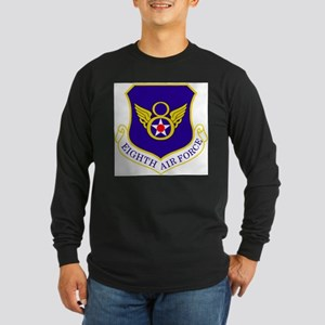 8th Air Force Long Sleeves 2 Long Sleeve T-Shirt