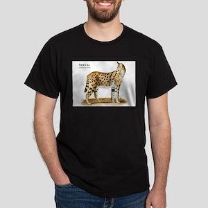 Serval Dark T-Shirt