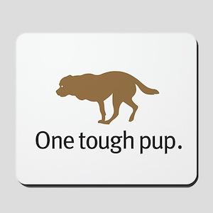 Dog cancer awareness Mousepad