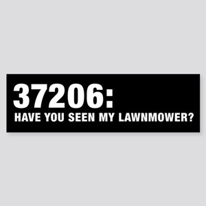 37206:Have you seen my lawnmower