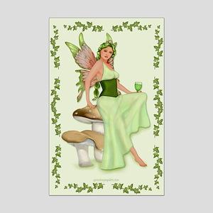 Absinthe - The Green Fairy Mini Poster Print