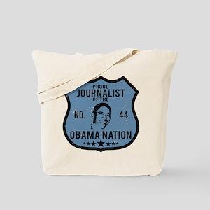 Journalist Obama Nation Tote Bag