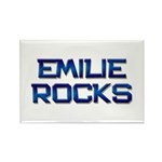 emilie rocks Rectangle Magnet (10 pack)