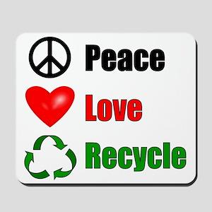 Peace... Mousepad